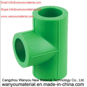 Plastic Pipe Fitting - PPR Pipe Fitting - Tee