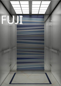 Comfortable FUJI Lift Passenger Elevator pictures & photos