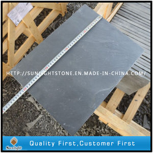 Black Slates with Natural Surface for Wall or Floor pictures & photos