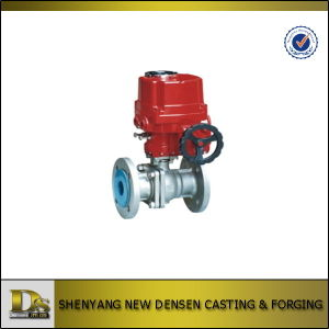 Low Pressure Float Ball Valve pictures & photos