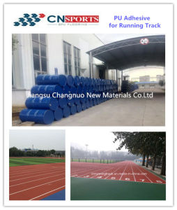 PU (Polyurethane) Adhesive for Rubber Sports Flooring, Running Track pictures & photos