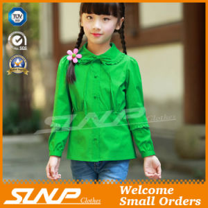 Wholesale Girls Kids Shirts Costume for Spring/Autumn