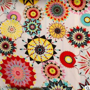 Chiffon Printed Summer Clothing Cool Fabric pictures & photos