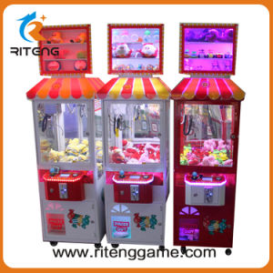 Newest Style Crane Claw Machine for Sale pictures & photos