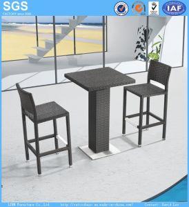 PE Rattan Bar Furniture Rattan Bar Stools Rattan Bar Table pictures & photos