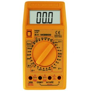 Large Screen Digital Multimeter (M-3900)