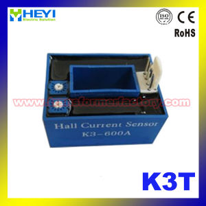 Voltage (K3T) Current Hall Effect Clamp on DC Current Sensor pictures & photos