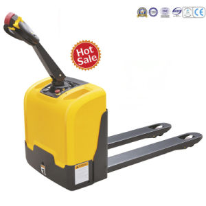 1.5t Electric Pallet Truck pictures & photos