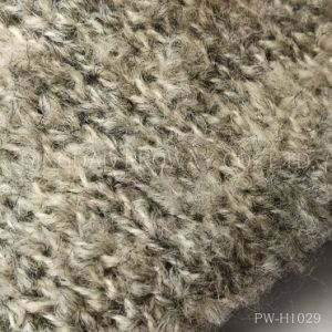 Boucle Yarn with Light Appearance in Polyester/Acrylic pictures & photos