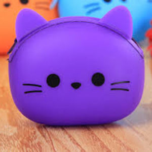 Colorful New Design Silicone Coin Wallet pictures & photos