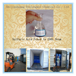 Sulfuric Acid / Sulphuric Acid pictures & photos
