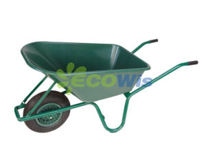 Heavy Duty Flatpack Garden Wheelbarrow pictures & photos