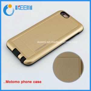 Motomo Spider 2 in 1 TPU and PC Mobile Phone Case for iPhone 6s/6p pictures & photos