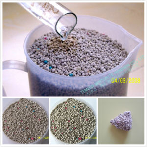 Strong Absorption Dust -Free Clumping Bentonite Cat Litter/Pet Litter pictures & photos