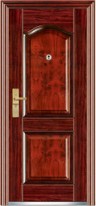 Wrought Iron Exterior Steel Door (WX-S-143) pictures & photos