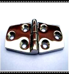 Hinge with Six Hole Rhombic Shape pictures & photos