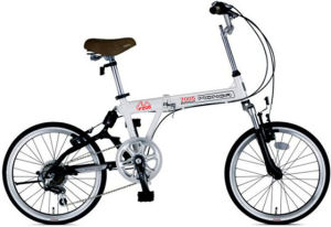 Beautiful Folding Bike with Alloy Frame (F2021) pictures & photos