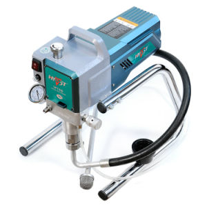 Electric Piston Pump High Pressure Airless Paint Sprayer Spt210 pictures & photos