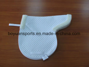 High Quality Wholesale Horse Saddle Pad for Horse Riding pictures & photos