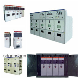 Hxgn 12 Type High Voltage Indoor AC Power Distribution/Control Enclosed Metal Switchgear pictures & photos