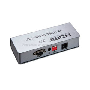 2 Output HDMI 2.0 Splitter Supports Resolutions up to Ultra HD 4k pictures & photos