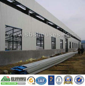 Qualified Prefabricated Steel Structure Workshop pictures & photos