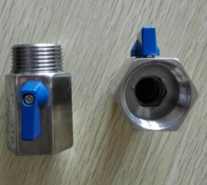 316 Stainless Steel Ball Valve pictures & photos