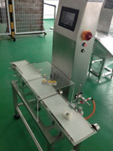 High Speed Auto Conveyor Check Weigher for Weight Less 2000g pictures & photos