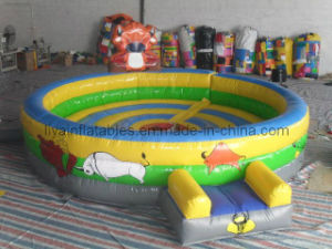 Inflatable Mechanical Bull Rodeo Sport (LY15043)
