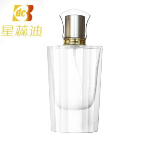 Crystal Clear French Perfume Glass Bottle with Polishing pictures & photos