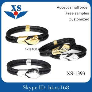 Latest Design Leather Jewelry Bracelets