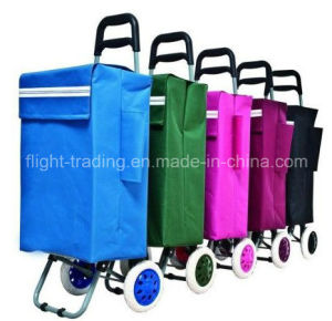 Large Capacity Supermarket Shopping Cart pictures & photos