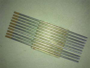 High Quality Gold Lanthanated Tungsten Electrode pictures & photos
