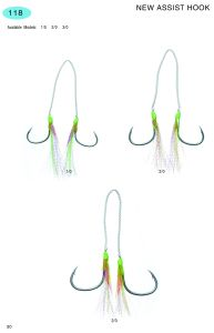 Stainless Steel and High Carbon Hook/Fishing Hook /New Assist Hook-Fishing Accessories 118 pictures & photos