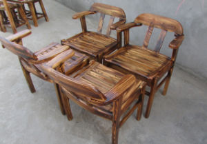 Solid Wooden Vintage Chair with High Quality pictures & photos