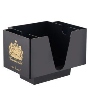 Cheap Plastic Bar Caddy for Bar pictures & photos