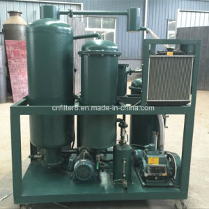 Emulsion Breaking Hydraulic Oil Lube Oil Purifier Machine (TYA-30) pictures & photos