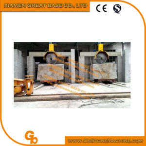 GBQS-2500H Gantry Type Stone Cutting Machine pictures & photos