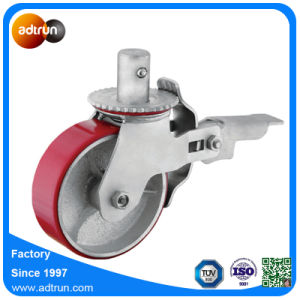 """Heavy Duty 6"""" Industrial Scaffold Wheel Casters pictures & photos"""