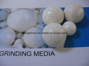 Ceramic Grinding Media Zirconia Toughened Alumina Ball pictures & photos