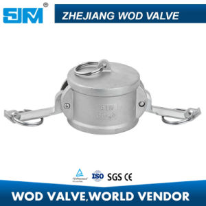 Clamp Lock Coupling Stainless Steel 304 DC Type pictures & photos