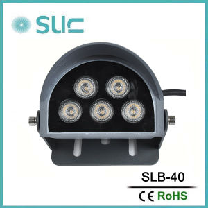 DC24V 10W IP65 Landscape Lamp Outdoor LED Wall Light pictures & photos