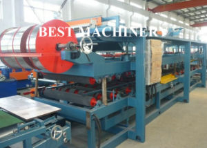 Light Weight Composite EPS Sandwich Wall Panel Making Machine pictures & photos