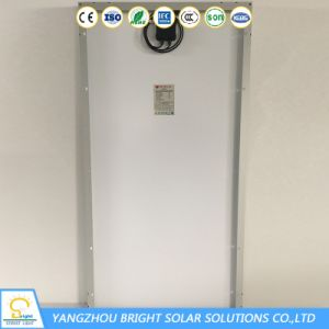 100W Mono-Crystalline Solar Panel with IEC and Ce Certificate pictures & photos