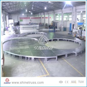 Outdoor Concert Stage Portable Stage Platform Catwalk Aluminum Stage pictures & photos