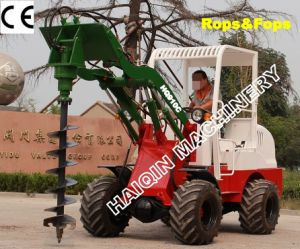 Haiqin Brand Multi-Function Mini Loader (HQ910C) with Ce pictures & photos