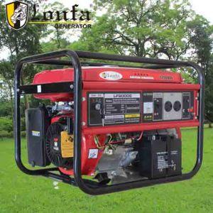 5.0kVA 5kw Home Power Gasoline Petrol Generator pictures & photos