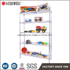 OEM Good Quality Supermarket Display Metal Wire Toy Rack pictures & photos