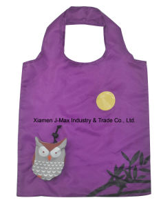 Foldable Shopper Bag, Animal Owl Style, Reusable, Gifts, Promotion pictures & photos