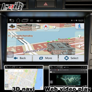 Android Navigation Box for Lexus Ls460 Ls600hl 2005-2009 Video Interface Box Rear and 360 Panorama Optional pictures & photos